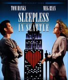 Sleepless In Seattle - Blu-Ray movie cover (xs thumbnail)