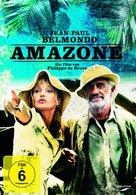 Amazone - German DVD movie cover (xs thumbnail)
