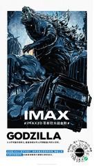 Godzilla vs. Kong - Chinese Movie Poster (xs thumbnail)