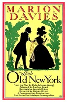 Little Old New York - Movie Poster (xs thumbnail)