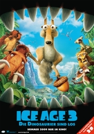 Ice Age: Dawn of the Dinosaurs - German Movie Poster (xs thumbnail)