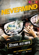 Nevermind - Italian Movie Poster (xs thumbnail)