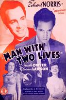Man with Two Lives - Movie Poster (xs thumbnail)