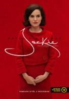 Jackie - Hungarian Movie Poster (xs thumbnail)
