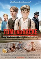 Tom und Hacke - German Movie Poster (xs thumbnail)