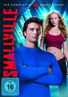 """Smallville"" - German DVD movie cover (xs thumbnail)"