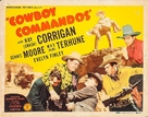Cowboy Commandos - Movie Poster (xs thumbnail)