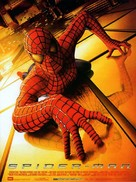 Spider-Man - French Movie Poster (xs thumbnail)