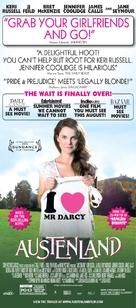 Austenland - Movie Poster (xs thumbnail)
