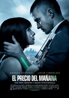 In Time - Argentinian Movie Poster (xs thumbnail)