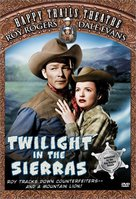 Twilight in the Sierras - DVD cover (xs thumbnail)