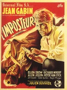 The Impostor - French Movie Poster (xs thumbnail)