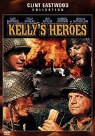 Kelly's Heroes - DVD cover (xs thumbnail)