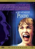 Psycho - DVD cover (xs thumbnail)
