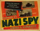 Confessions of a Nazi Spy - Movie Poster (xs thumbnail)
