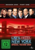 """Law & Order"" - German Movie Cover (xs thumbnail)"