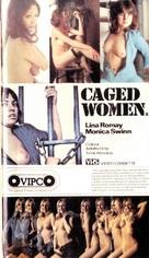 Frauengefängnis - VHS cover (xs thumbnail)