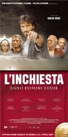L'inchiesta - Italian Movie Poster (xs thumbnail)