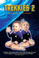 Trekkies 2 - DVD cover (xs thumbnail)