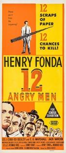 12 Angry Men - Australian Movie Poster (xs thumbnail)
