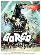 Gorgo - French Movie Poster (xs thumbnail)