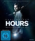 Hours - German Blu-Ray cover (xs thumbnail)