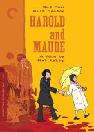 Harold and Maude - DVD cover (xs thumbnail)