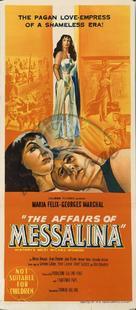 Messalina - Australian Movie Poster (xs thumbnail)