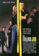 The Italian Job - Spanish Movie Poster (xs thumbnail)