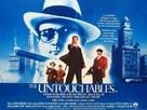 The Untouchables - British Movie Poster (xs thumbnail)