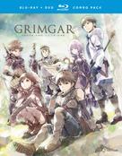 """Hai to gensô no Grimgar"" - Blu-Ray movie cover (xs thumbnail)"