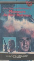 Una ragione per vivere e una per morire - VHS movie cover (xs thumbnail)