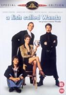 A Fish Called Wanda - Dutch DVD cover (xs thumbnail)