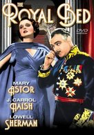 The Royal Bed - DVD cover (xs thumbnail)