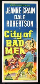 City of Bad Men - Australian Movie Poster (xs thumbnail)