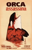 Orca - Portuguese Movie Poster (xs thumbnail)