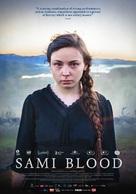 Sameblod - Belgian Movie Poster (xs thumbnail)