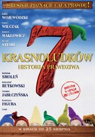 7 Zwerge - Polish Movie Poster (xs thumbnail)