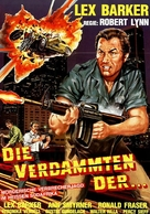 Victim Five - German Movie Poster (xs thumbnail)
