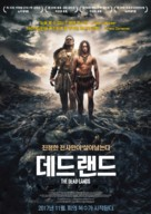 The Dead Lands - South Korean Movie Poster (xs thumbnail)