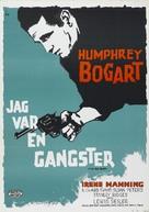 The Big Shot - Swedish Movie Poster (xs thumbnail)