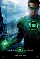 Green Lantern - Vietnamese Movie Poster (xs thumbnail)