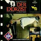 The Exorcist - German Movie Cover (xs thumbnail)