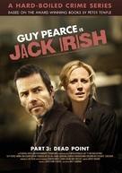 Jack Irish: Dead Point - Swedish DVD cover (xs thumbnail)
