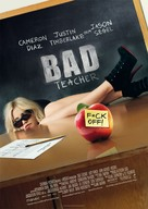 Bad Teacher - Swedish Movie Poster (xs thumbnail)