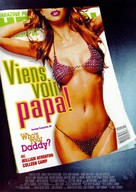Who's Your Daddy - French DVD cover (xs thumbnail)