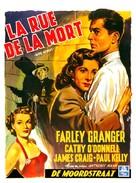Side Street - Belgian Movie Poster (xs thumbnail)