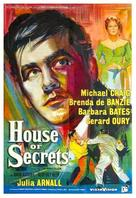 House of Secrets - British Movie Poster (xs thumbnail)