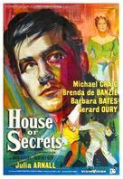 House of Secrets - British Movie Poster (xs thumbnail)