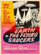 Earth vs. the Flying Saucers - Movie Poster (xs thumbnail)